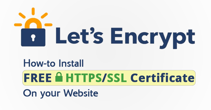 How to Install Let's Encrypt SSL Certificate on CentOS 7 Running Apache Web Server