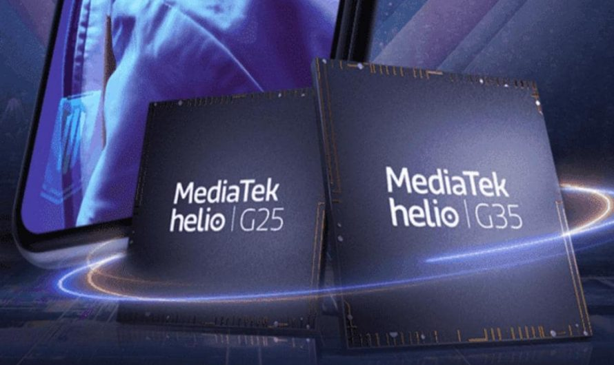 The Latest Mediatek Helio G35 And G25 Chipsets Are Launched Now