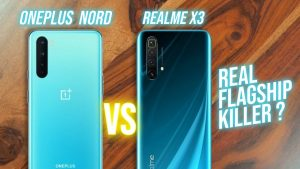OnePlus Nord Versus RealMe 3X