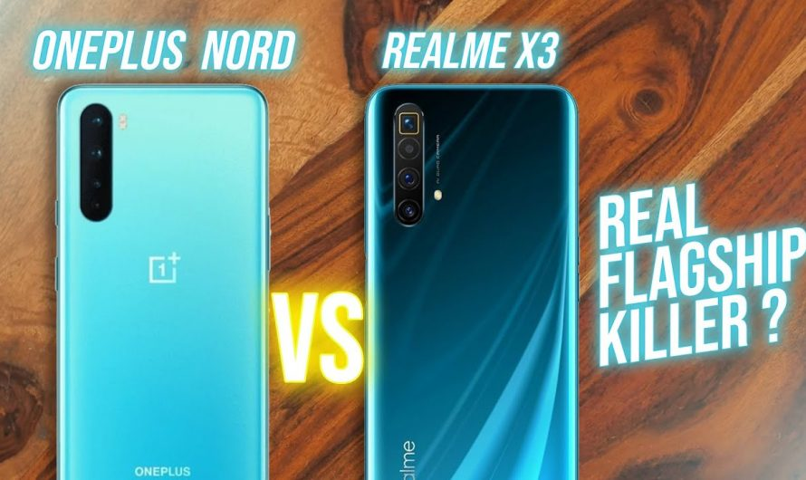 Comparing The Latest Sensations: OnePlus Nord Versus RealMe 3X