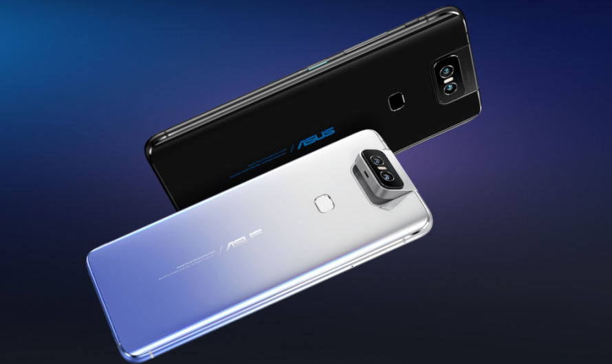 The Upcoming Asus Zenfone 7 And Asus Zenfone 7 Pro to Feature Flip Cameras