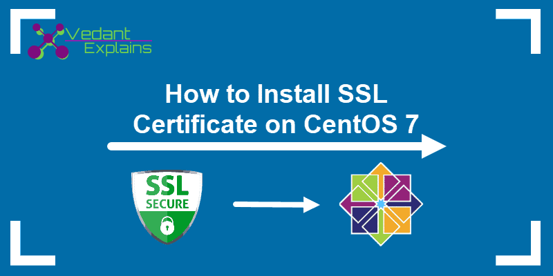 How to install SSL Certificate with Comodo For Centos 7