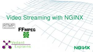 nginx-video-streaming